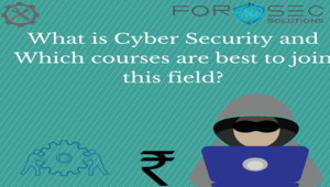 what is cyber security course